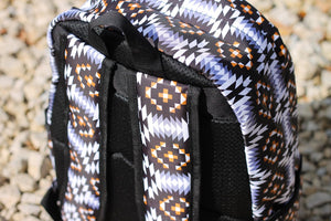 3 Piece Patterned Backpacks