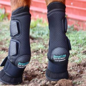 BeneFab Therapeutic Smart QuickWraps Front or Hind - KP Pet Supply