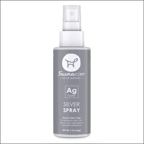 kp-pet-supply Fauna Care Silver Spray Companion Fauna Care Dog