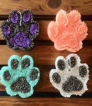 Load image into Gallery viewer, Paw Print Smelly Jelly Car Scent Air Freshener - KP Pet Supply