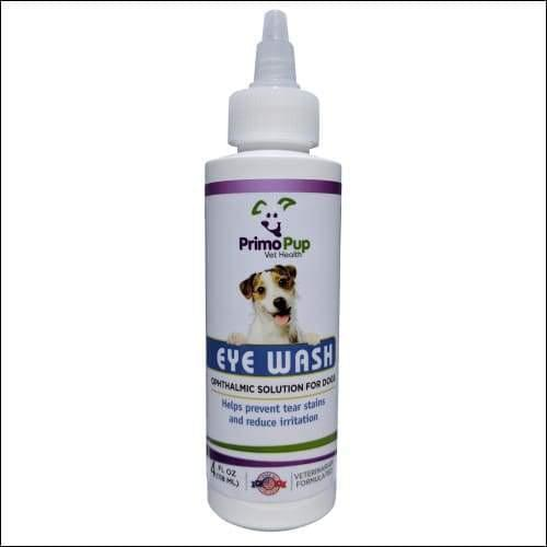 kp-pet-supply Primo Pup Eye Wash Primo Pup Dog