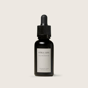 STILL LIFE ORGANICS FULL SPECTRUM CBD OIL - ONE THOUSAND MILLIGRAMS