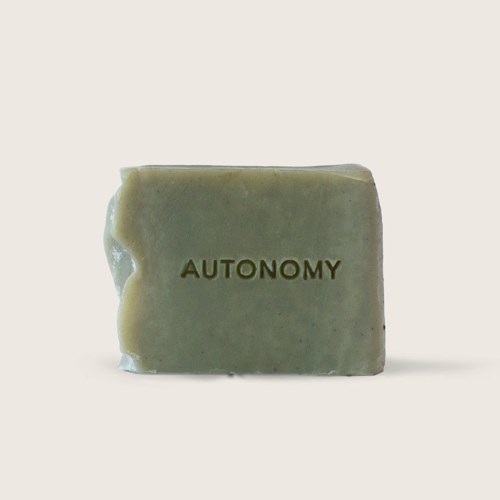 Hand Crafted CBD Soap Cambrian Clay Bar