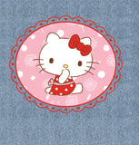 Aplique Termocolante Hello Kitty - HK-20200305