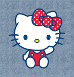 Aplique Termocolante Hello Kitty - HK-20200329