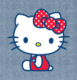 Aplique Termocolante Hello Kitty - HK-20200335