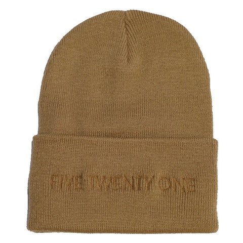 LOGO KNIT HAT