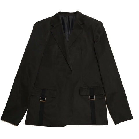 OVER SIZE POCKET BLAZER