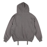 BIG POCKET HOODIE GRAY