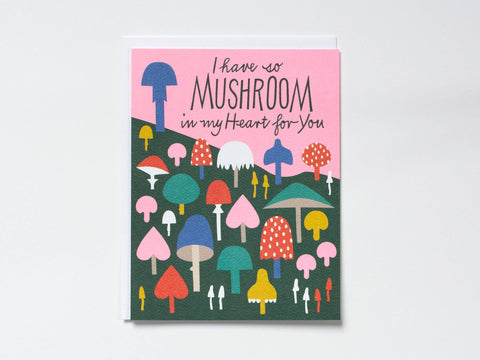 Banquet Workshop - I have So Mushroom in My Heart for you