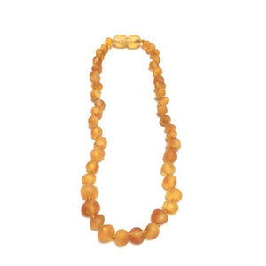 Child's Raw Honey Amber Necklace