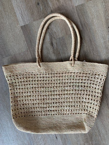 Kasey M Bag Natural