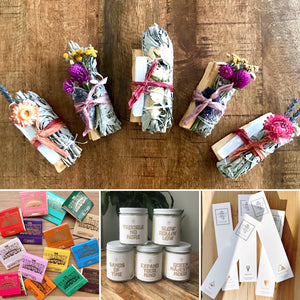 Custom Aromatherapy Gift Bag