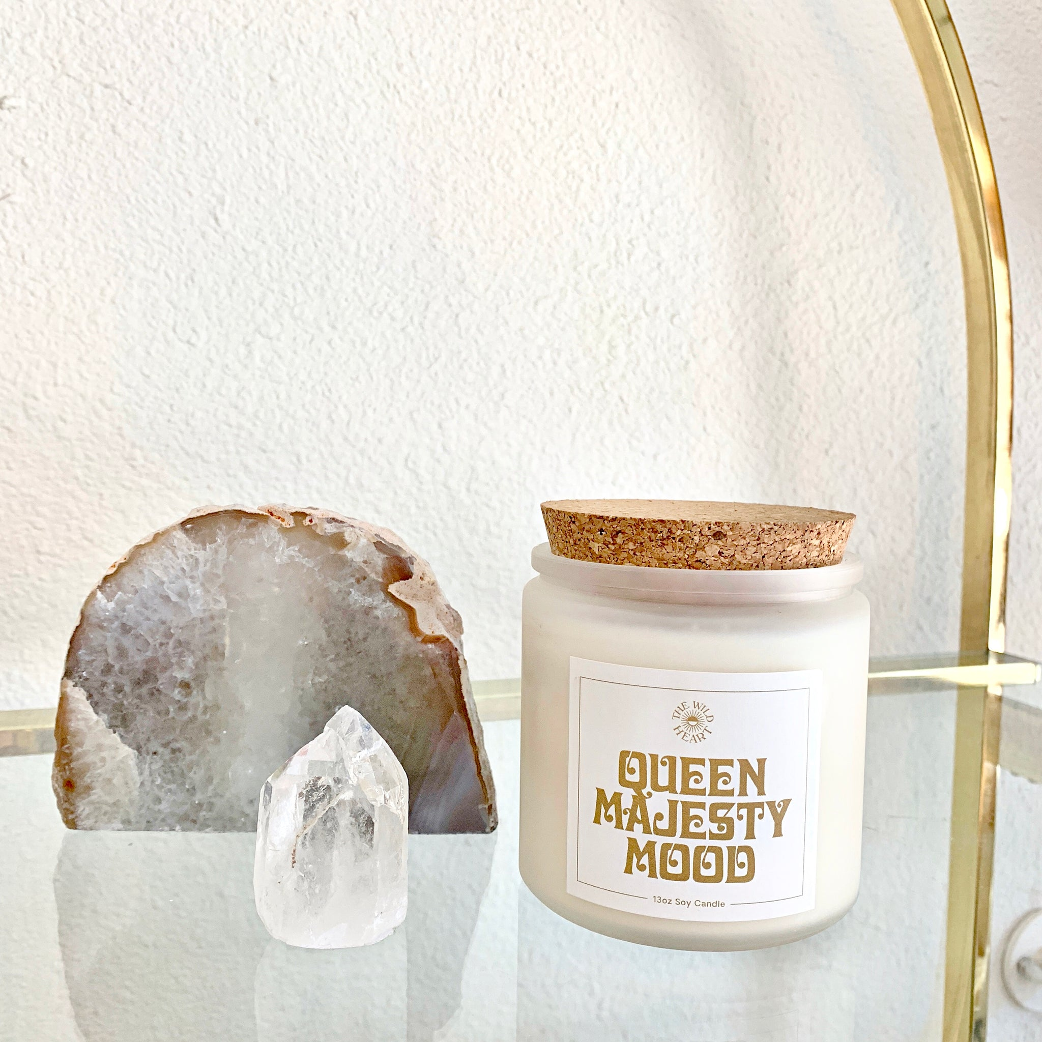 Queen Majesty Mood 13oz candle