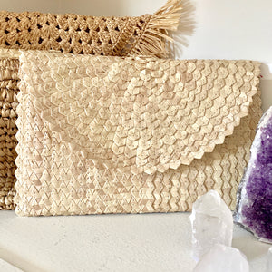 Eve Clutch Natural