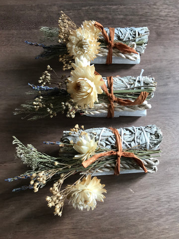 At Peace sage bundle