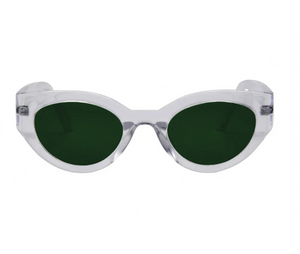 Ashbury Sky Sunglasses-Clear