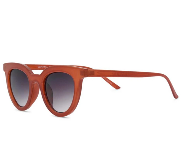 Canyon Sunglasses-Burnt Orange