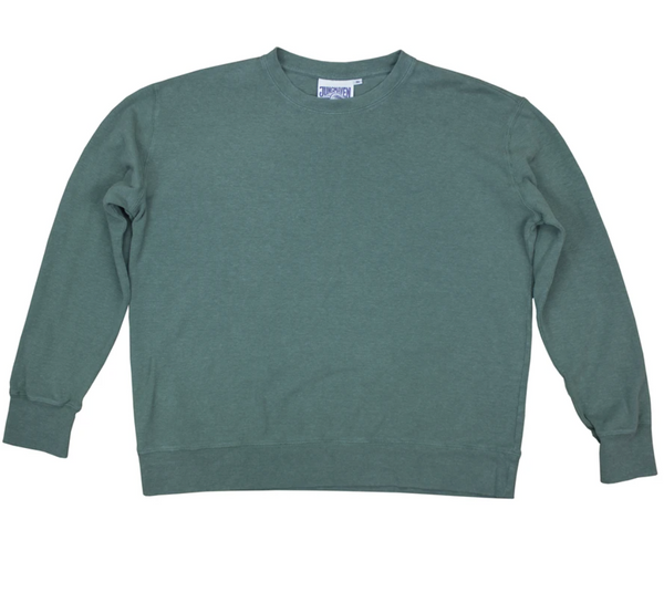 California Crewneck Spruce Green