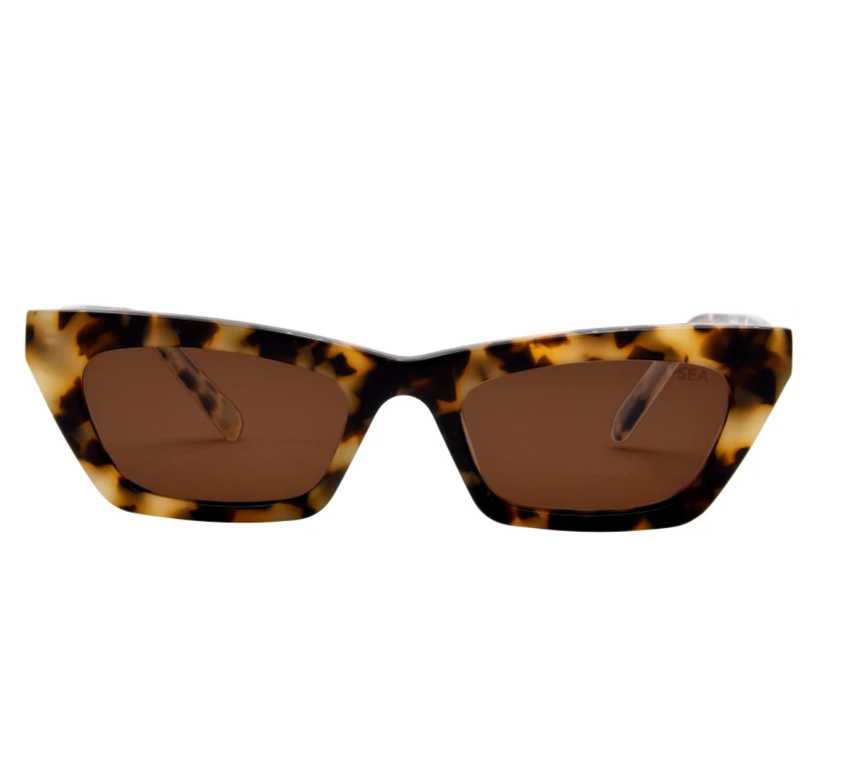 Sea Siren Sunglasses-Snow Tort