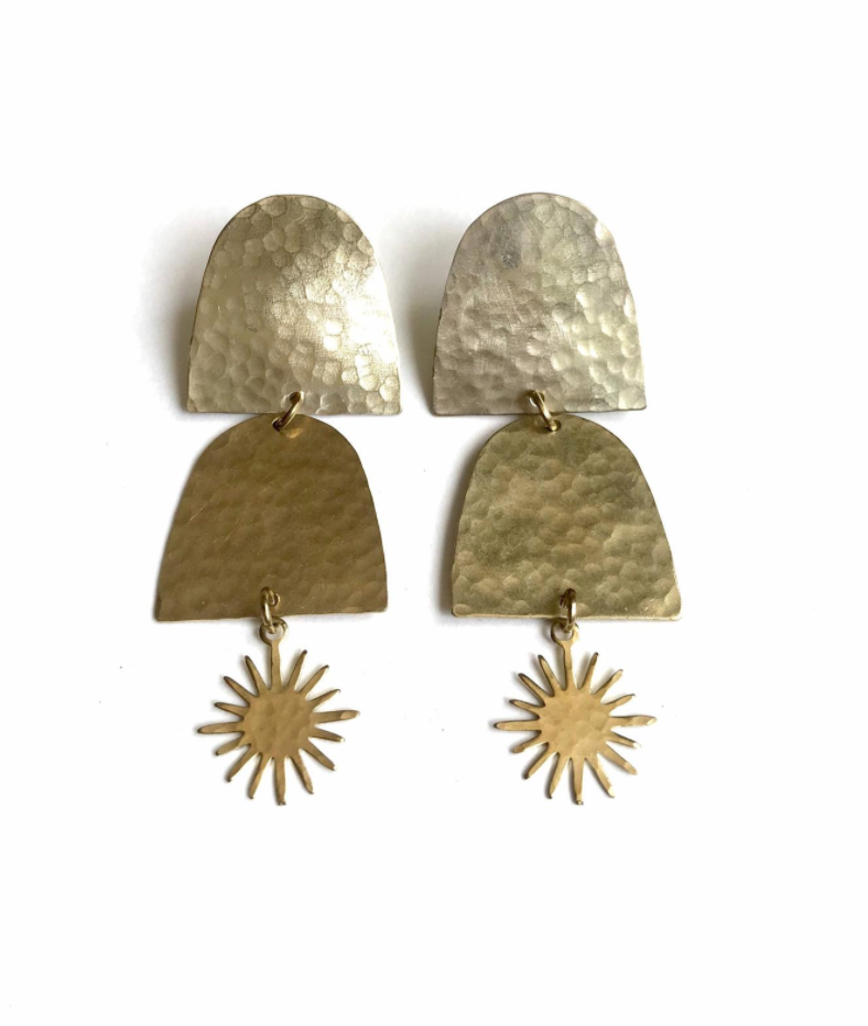 Range Earrings
