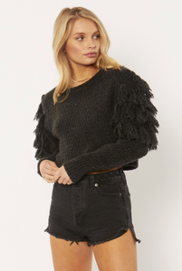 Rocha Sweater Black