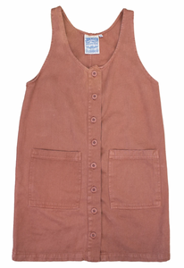 Jumper Dress Terracotta