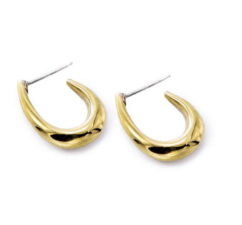 Mezi Mini Hoop Earrings
