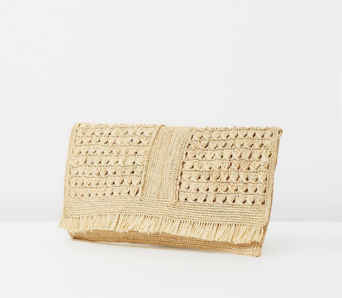 Estelle Clutch Natural