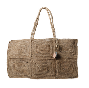 Gaby Bag Light Grey