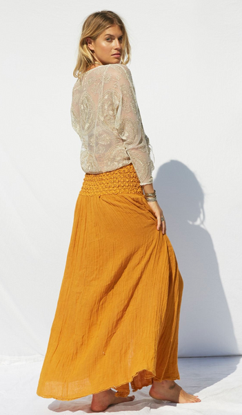 Stellar Sacred Earth Skirt