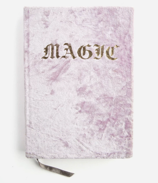 Magic Velvet Journal