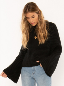 Lucca Sweater Black