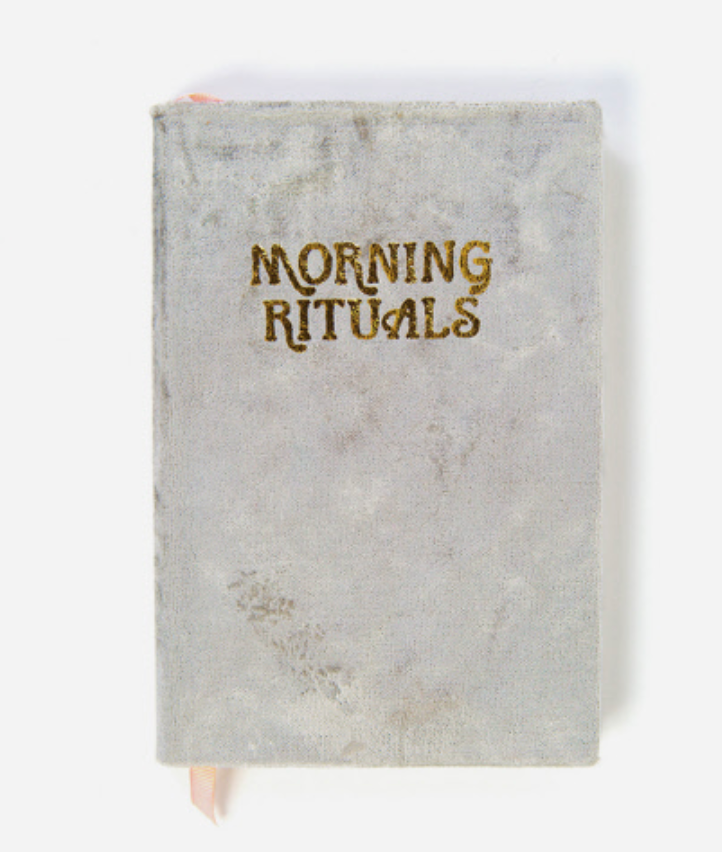 Morning Rituals - Velvet Mindfulness Journal