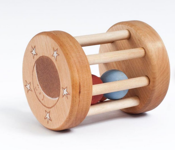 Wooden Rattle Toy