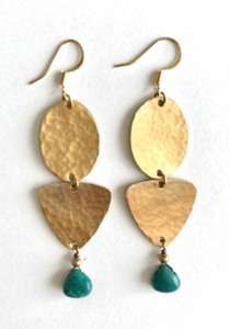 Turquoise Dreamer earrings