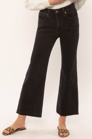 Gabi Pant Washed Black