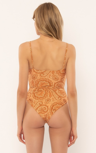 Rising Sun One Piece Coral Sand
