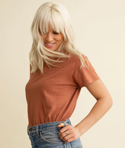 Lorel Tee Terracotta
