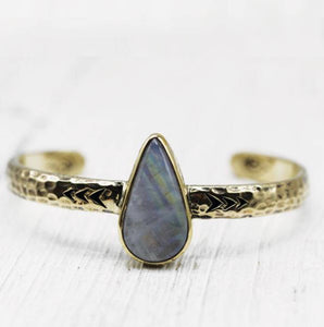 Moonstone Heirloom Cuff