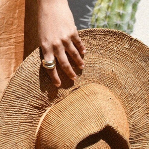 Mohave Ring // Brass