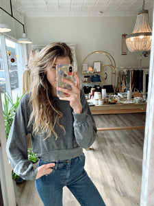 Connie Sweater Grey