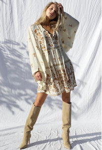 Medallin Tunic Dress