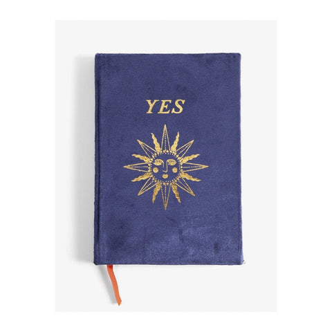 YES : NO - Velvet Journal