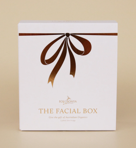 The Facial Box- Eco Tan
