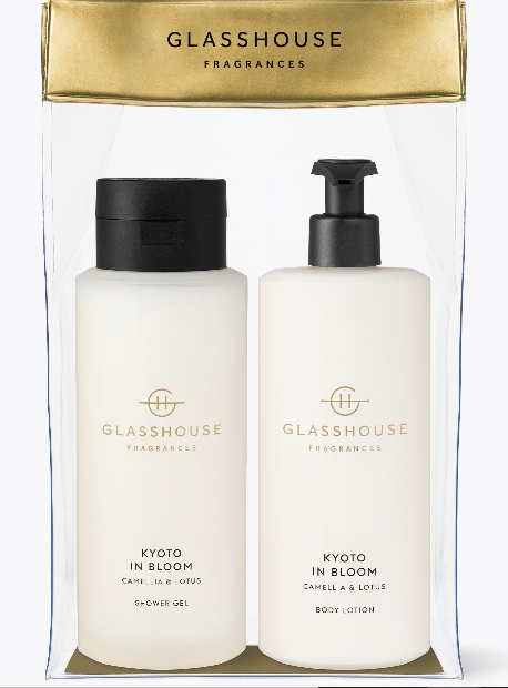 Kyoto in Bloom Body Duo Gift Set