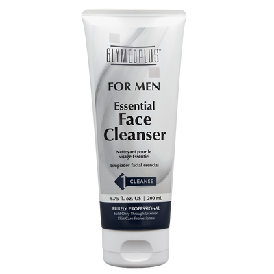 Mens Essential Face Cleanser
