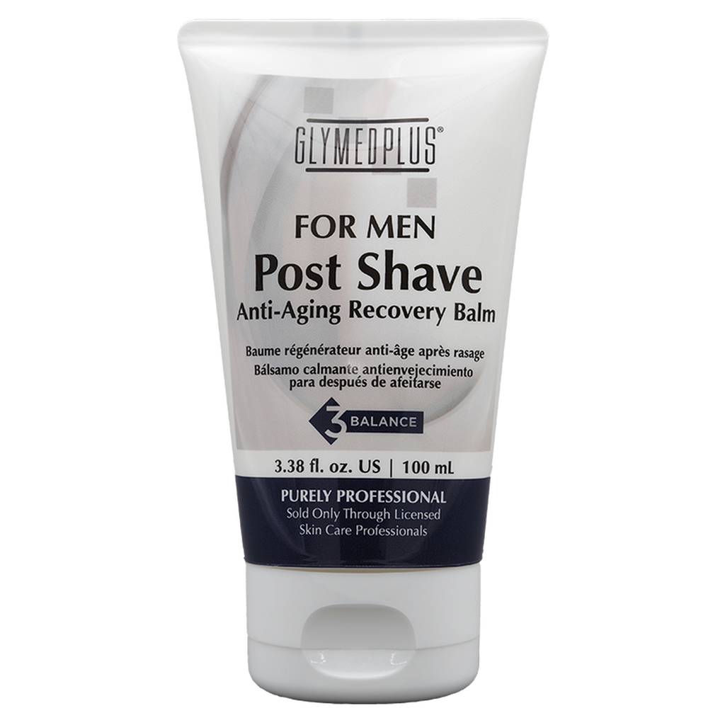 Men Post shave Anti Ageing Recovery Balm
