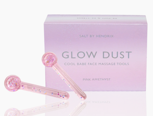 Glow Dust- Cool Babe Face- Pink Amethyst