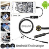 Endoscope USB Caméra Android cable 2m 5,5 mm éclairage Led